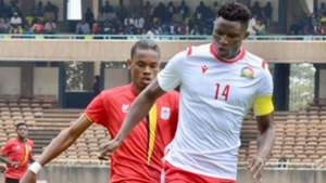 Kenya and Uganda's World Cup qualifying group confirmed