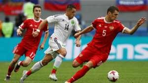 Javier Chicharito Hernández México - Rusia