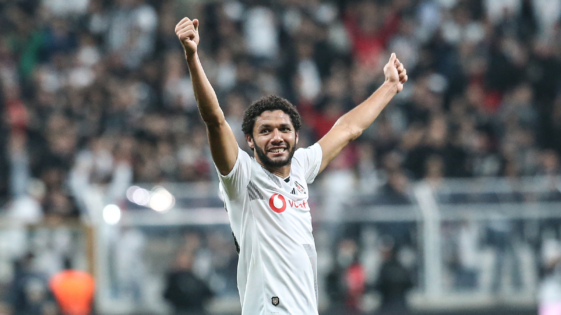 Arsenal midfielder Elneny announces end of Besiktas loan spell