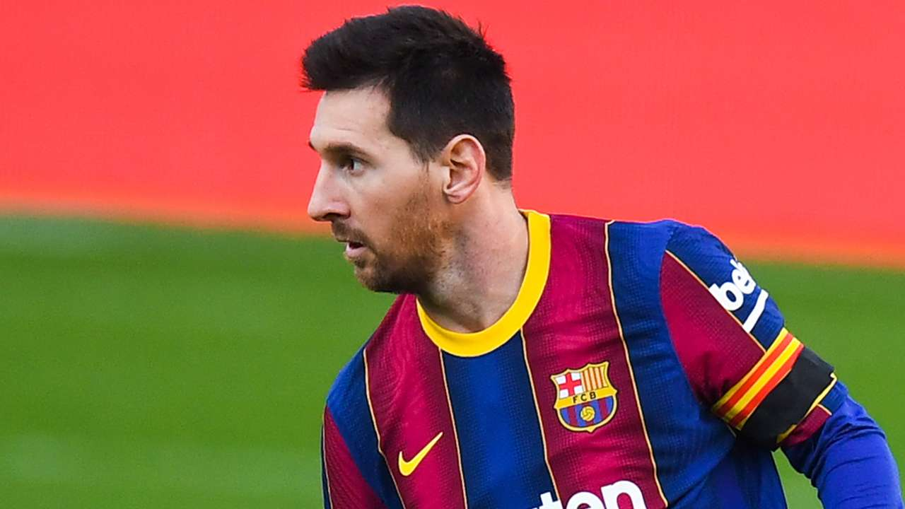 Lionel Messi, Barcelona, 2020-21