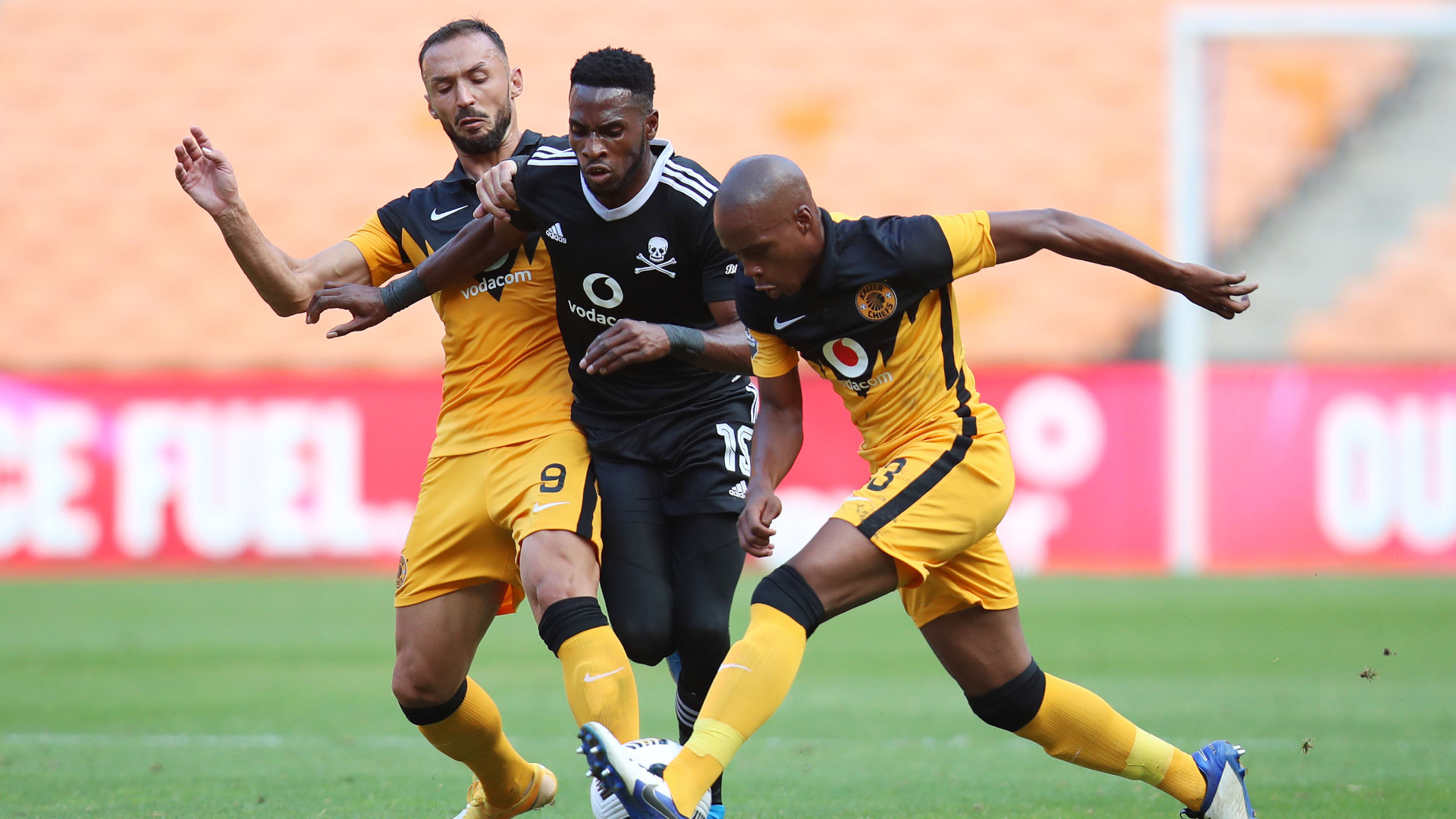 Carling Black Label Cup: Which Kaizer Chiefs and Orlando Pirates players have the most votes?