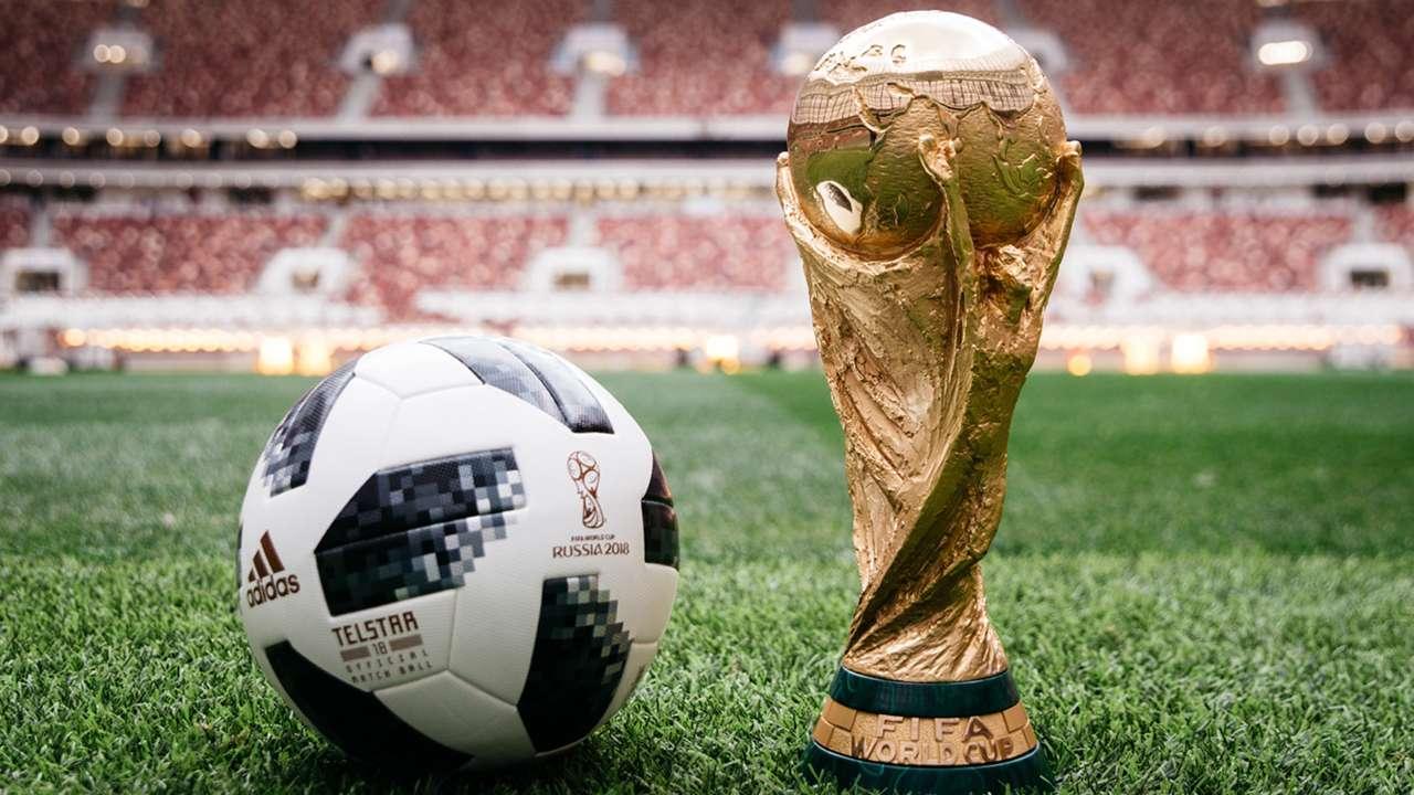 Telstar 18 World Cup 2018