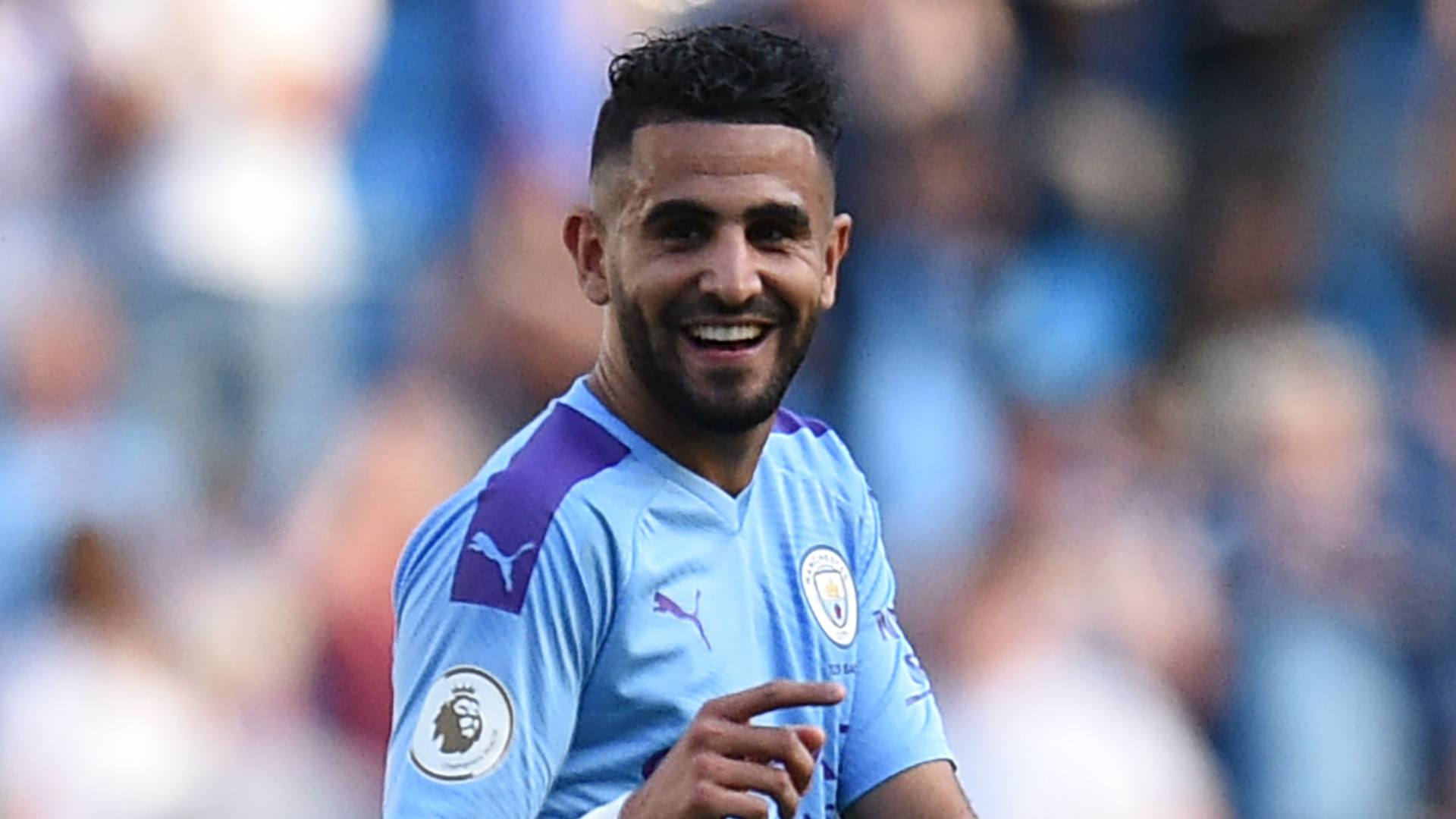 Mahrez boosted by Manchester City and Algeria title successes ...