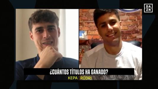 Perfectos conocidos: El test a Rodri del Manchester City y Kepa del Chelsea en DAZN | Goal.com