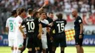 Jetro Willems Eintracht Frankfurt Werder Bremen Bundesliga 01092018