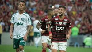 Marcos Rocha Arrascaeta Flamengo Palmeiras Brasileirão 01 09 2019