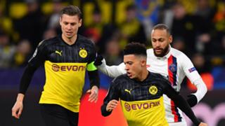 Dortmund vs PSG Champions League 2019-20