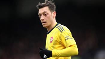 Mesut Özil Arsenal 2020