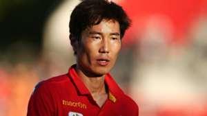 Kim Jae-sung Adelaide United v Brisbane Roar A-League 19032017