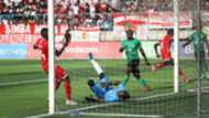 Meddie Kagere striker of Simba SC.