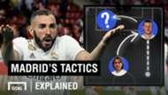 Real Madrid tactics explained