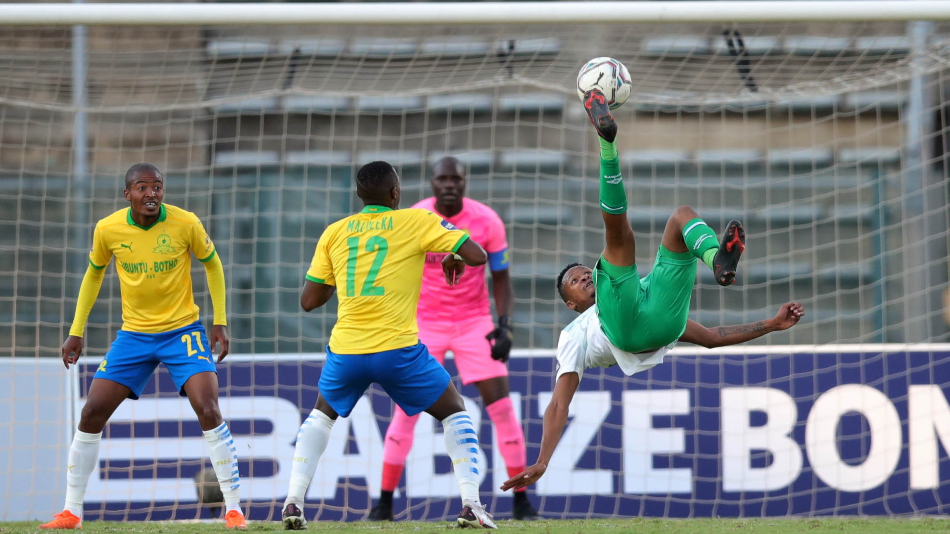 Mamelodi Sundowns 0-0 Bloemfontein Celtic: Masandawana frustrated by Siwelele and fail to win again