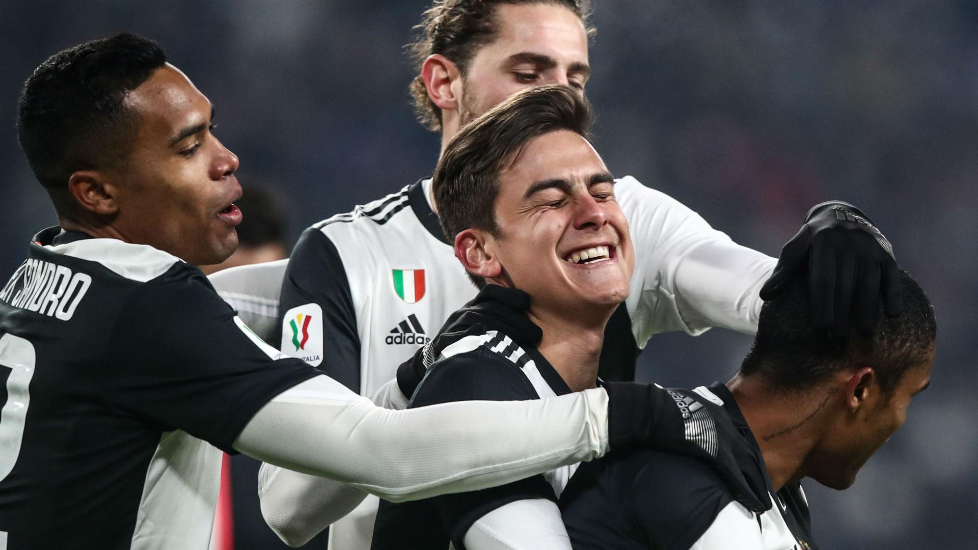 Dybala et la Juventus assurent le spectacle