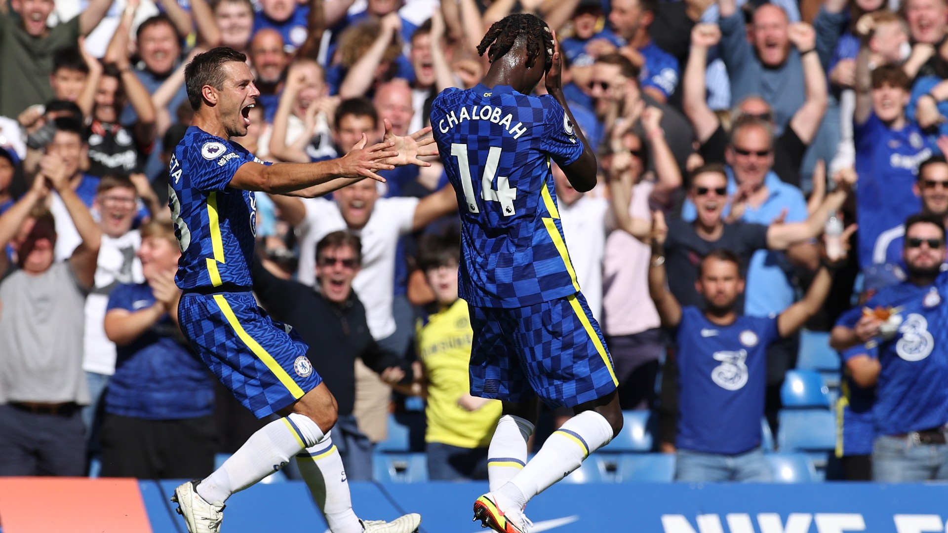 'It's a dream' – Chelsea's Chalobah elated after marking Premier League debut with goal