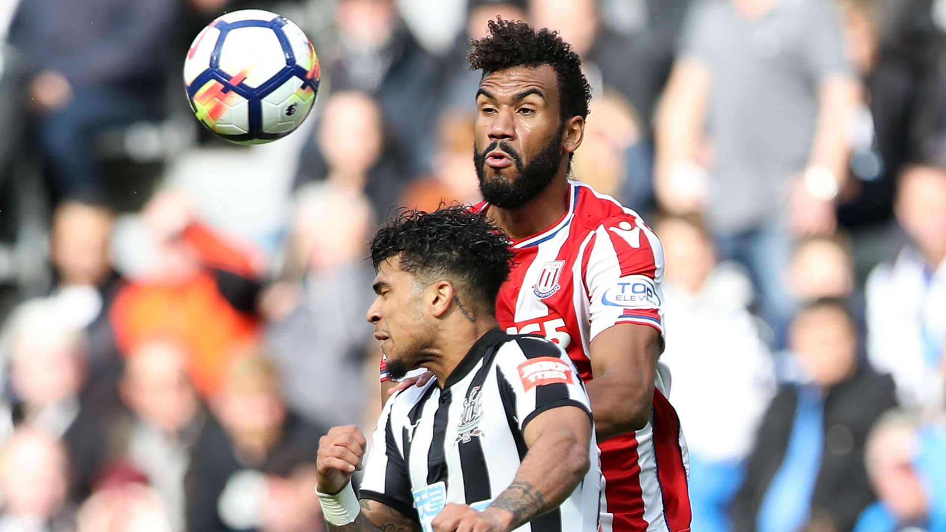 DeAndre Yedlin Maxim Choupo Moting Newcastle Stoke City