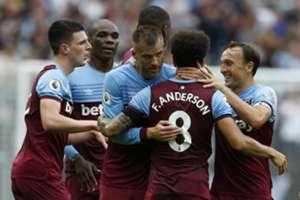 Premier League - Manchester United battu à West Ham (2-0)