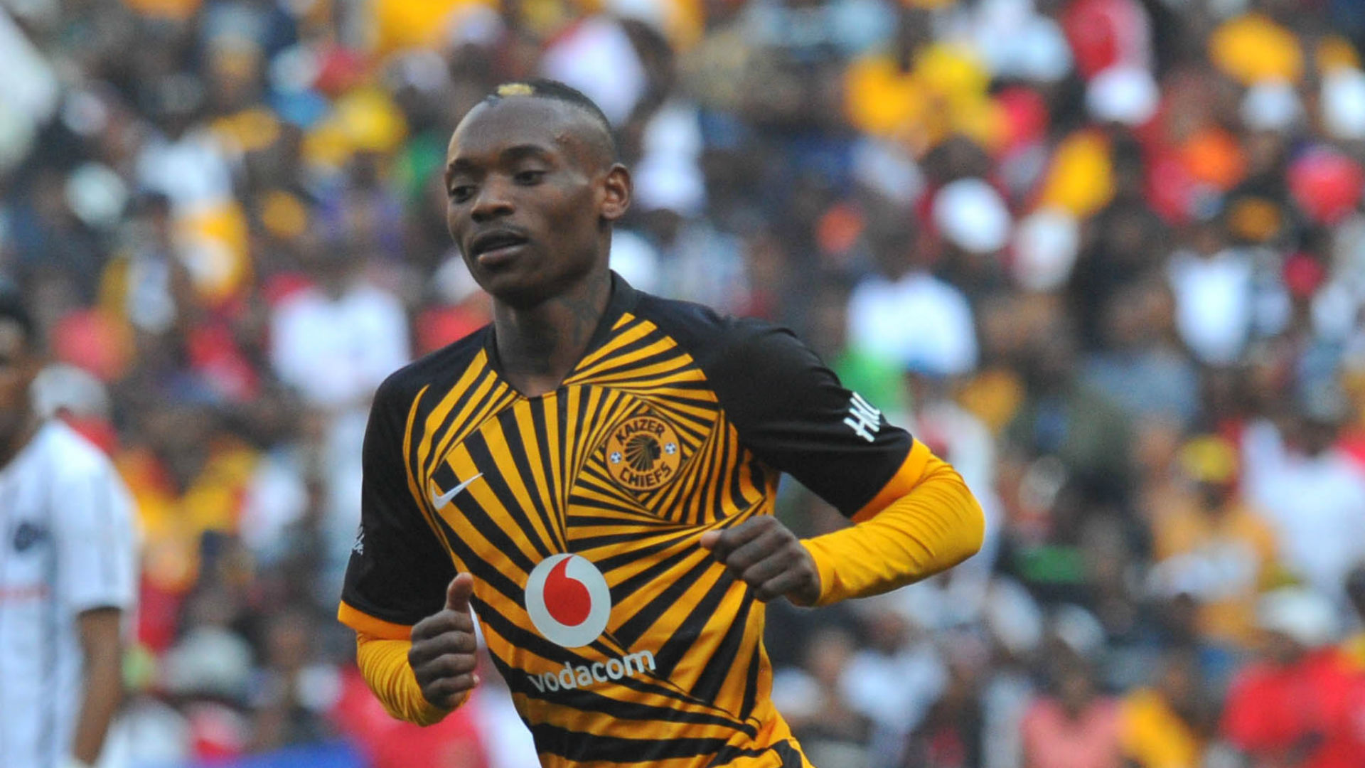Why Hunt's handling of Billiat could be vital for Kaizer Chiefs
