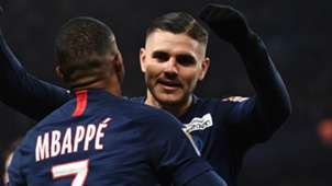 Mauro Icardi PSG Paris Saint-Germain 2019-20