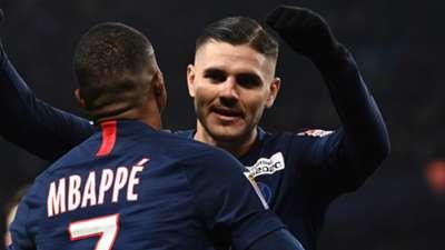 Mauro Icardi PSG Paris Saint-Germain 2019-20