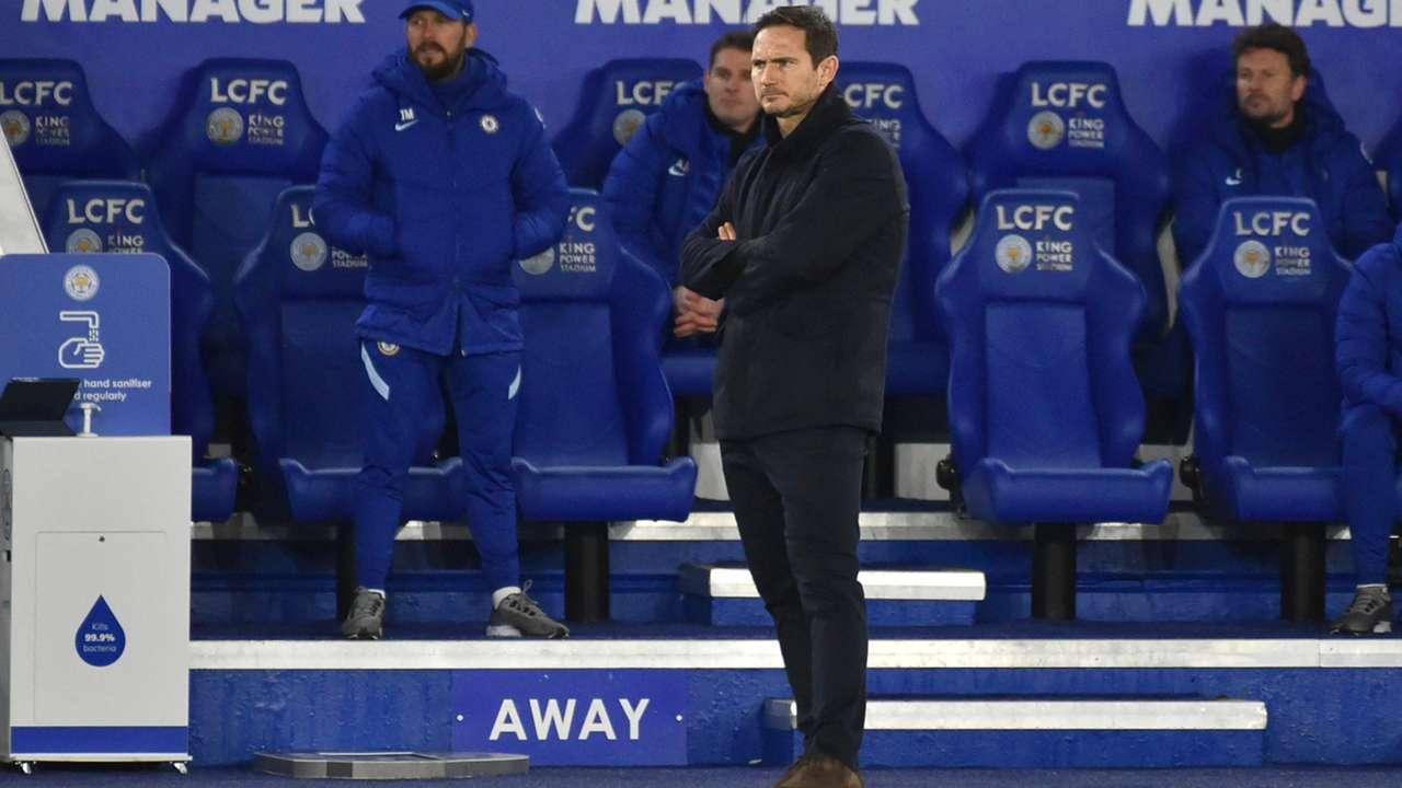 Frank Lampard Chelsea 2021