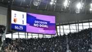 Tottenham Watford VAR no goal 191019