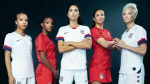 Women's World Cup 2019 kit USWNT USA United States
