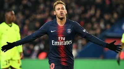 Neymar PSG Ligeu 1 11022018