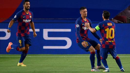 El resumen del Barcelona vs. Nápoles de la Champions League: vídeo, goles y estadísticas | Goal.com