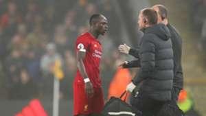 Klopp allays Mane injury fears as Liverpool boss confirms 'muscle tweak'