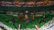 Celtic Celtic Park tifo