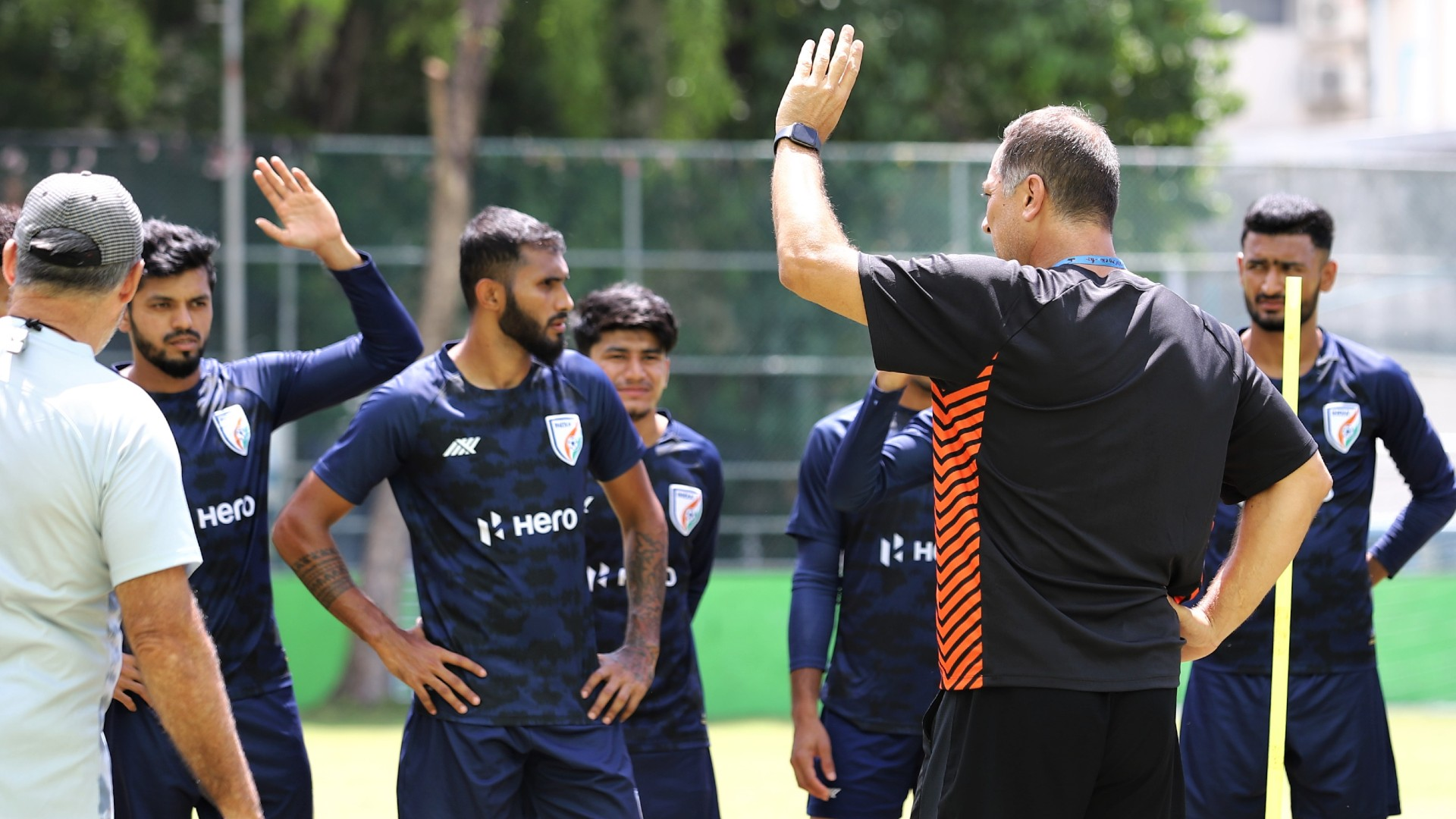 India 0-0 Maldives: Follow the SAFF Championship 2021 action LIVE