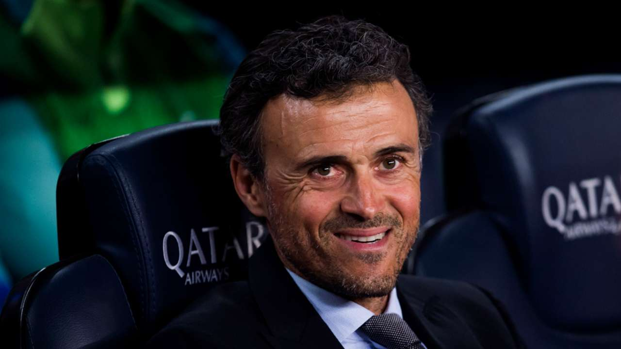 Luis Enrique Barcelona Real Sociedad La Liga