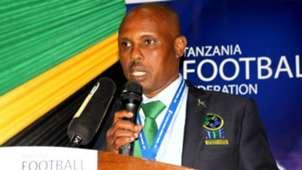 Tanzania FA President Wallace Karia (TFF).