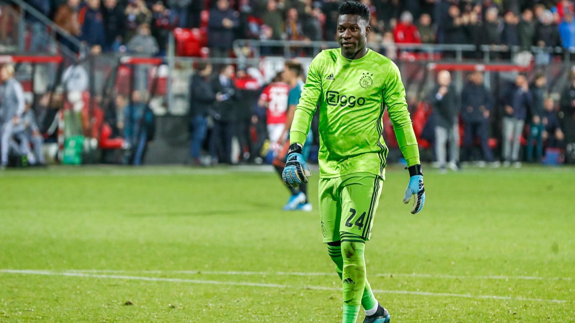 Onana assure vouloir rejoindre dès cet été le PSG — Ajax