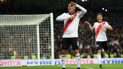 Juan Fernando Quintero River Plate Boca Juniors Copa Libertadores 09122018