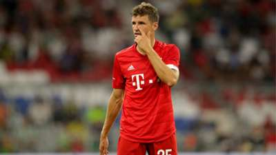 Thomas Muller Bayern Munchen 2019