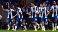 Matias Vargas Espanyol Ferencvaros Europa League
