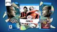 Artefacts FIFA PES