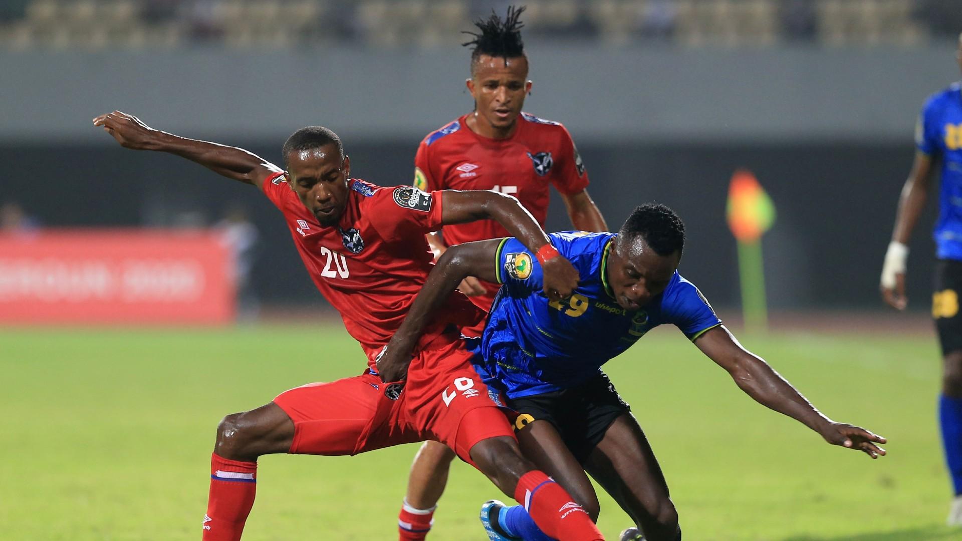 Tanzania 1-0 Namibia: Taifa Stars eliminate Brave Warriors from Chan