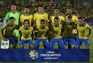 브라질 올대