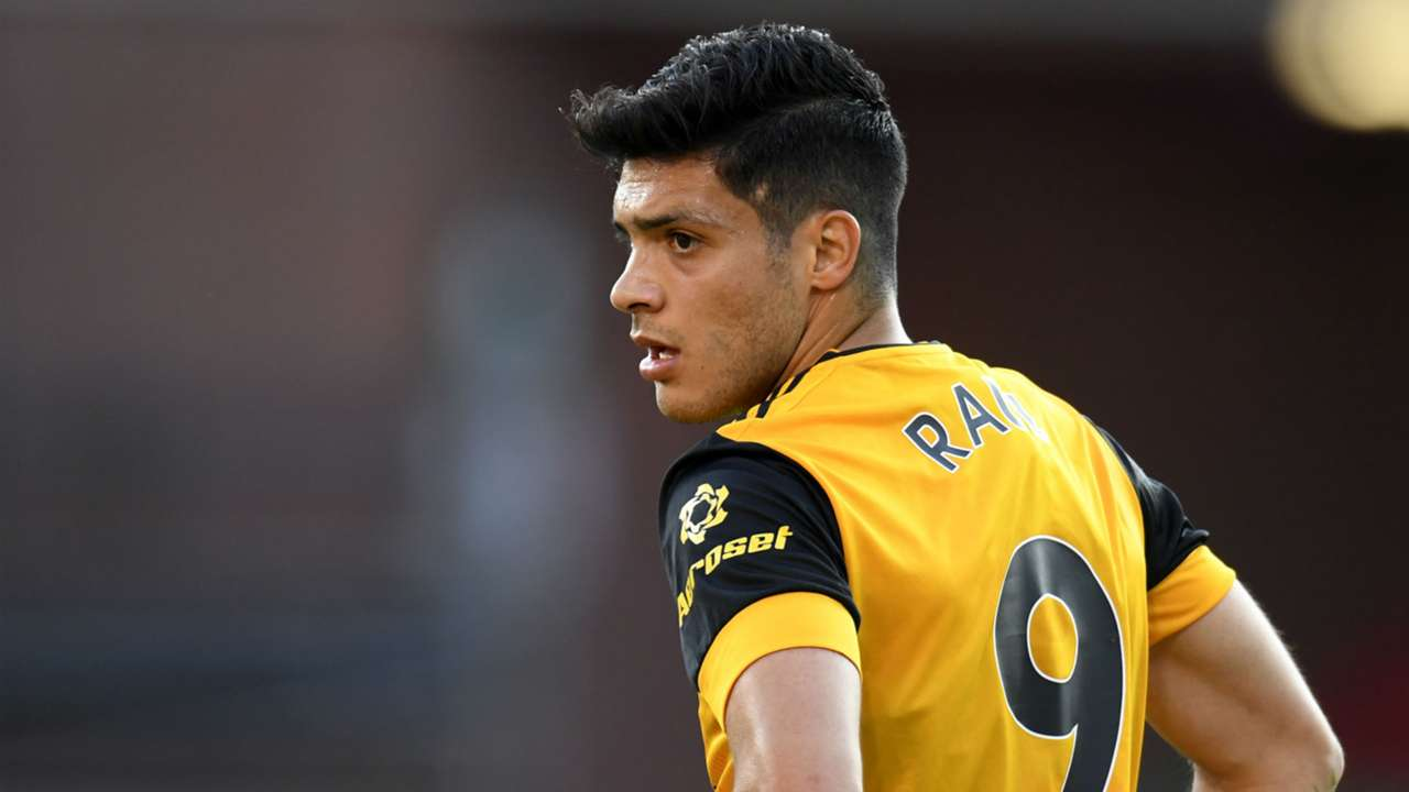 Raul Jimenez Wolves 2020-21
