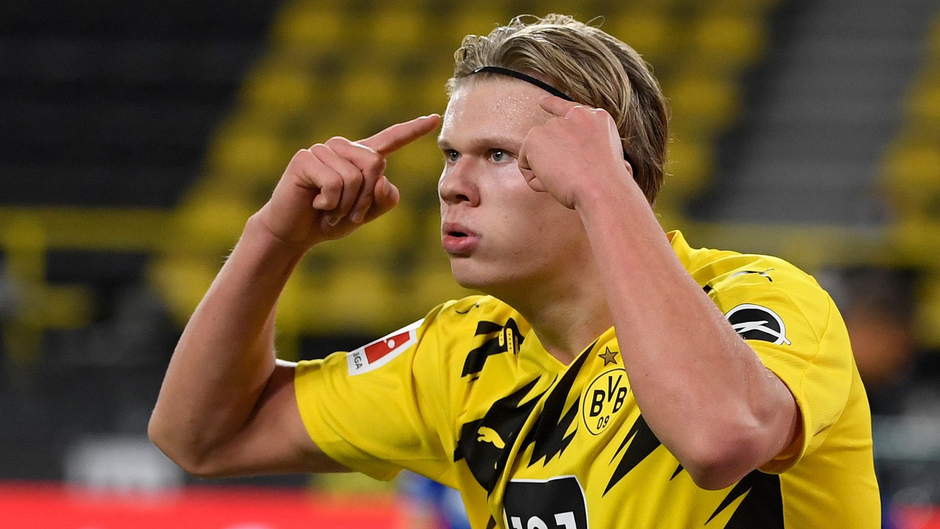 I Have To Score More Goals Haaland Admits To Being Wasteful In Dortmund S Klassiker Loss To Bayern Goal Com