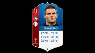 FIFA 18 World Cup France Gameiro