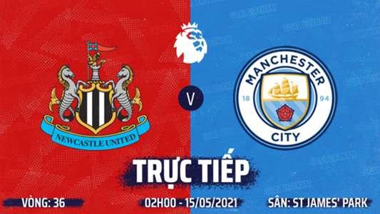 TRỰC TIẾP K+PM Newcastle vs Man City. Link xem Newcastle vs Man City. Trực tiếp K+PM. Trực tiếp bóng đá hôm...