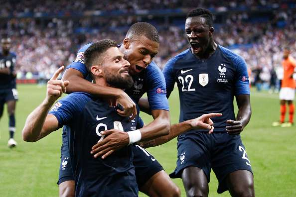 Suede France Diffusion Tv Live Streaming Compo Probable Et Avant Match Goal Com
