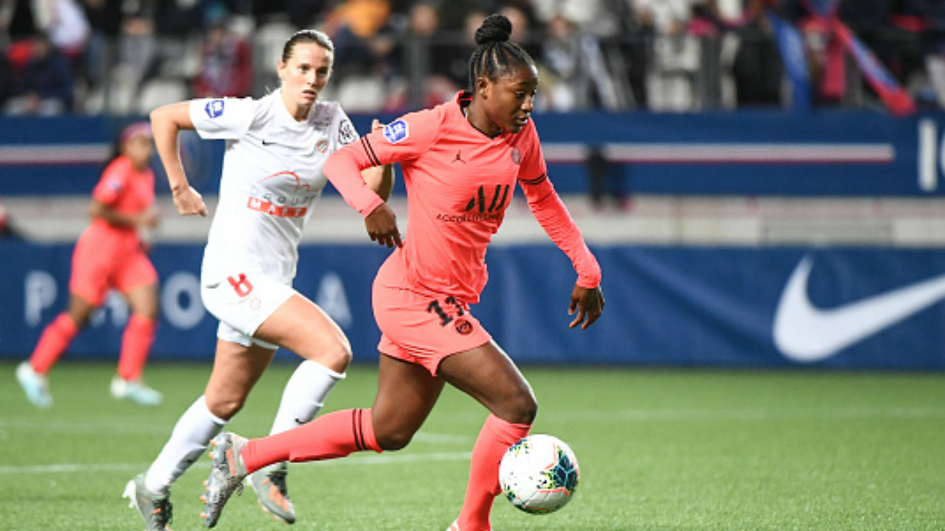 Portland Thorns target PSG and France star Diani
