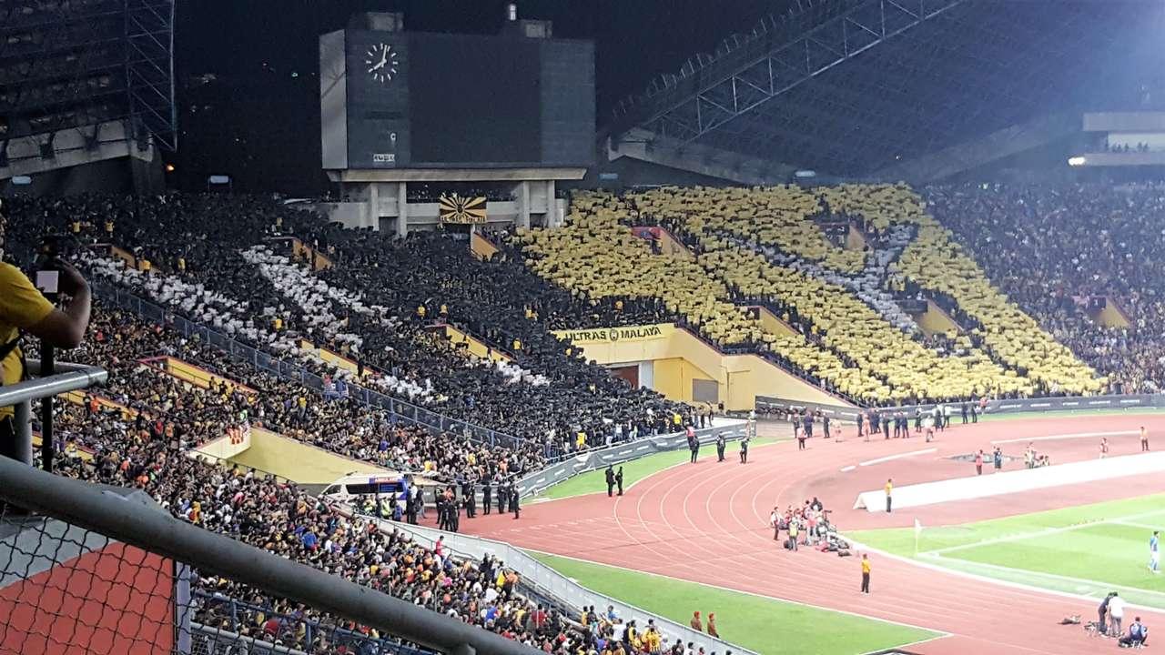 Ultras Malaya choreo, SEA Games, 26082017