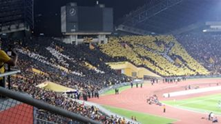 Ultras Malaya choreo, SEA Games, 26082017