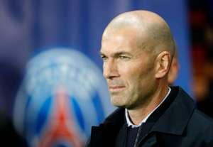 Zidane PSG Real Madrid Champions League