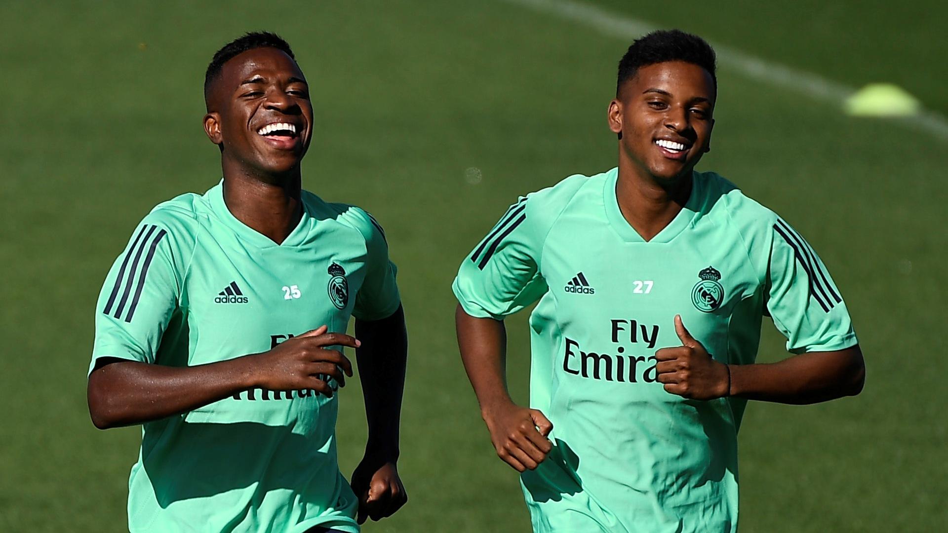 Los datos que confirman la diferencia entre Rodrygo y Vinicius en el Real  Madrid | Goal.com